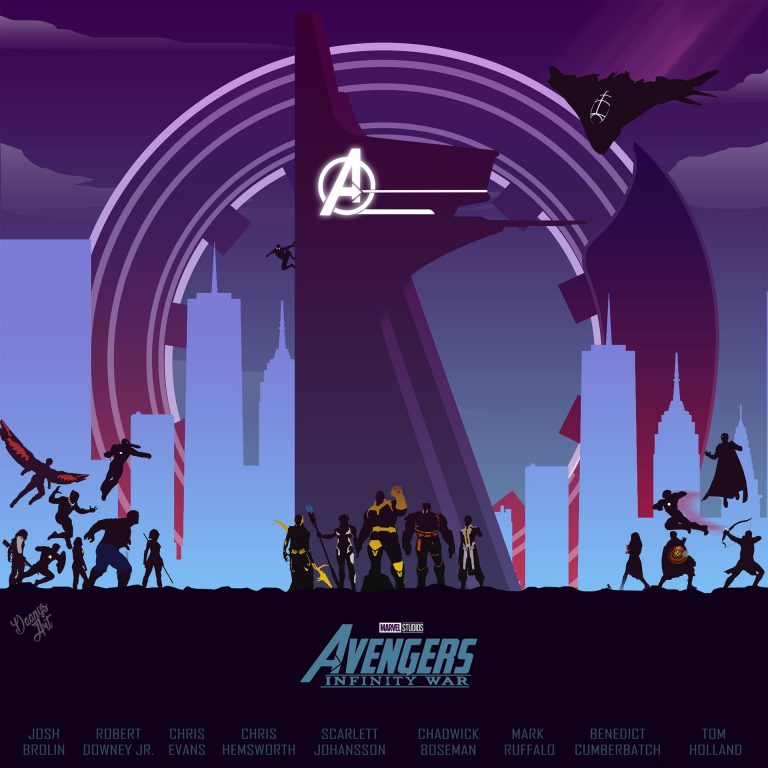 avengers infinity war wallpaper 37