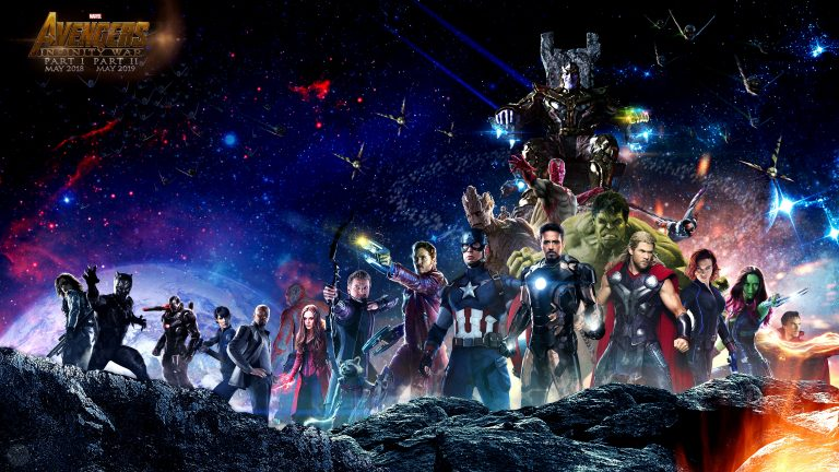 avengers infinity war wallpaper 42