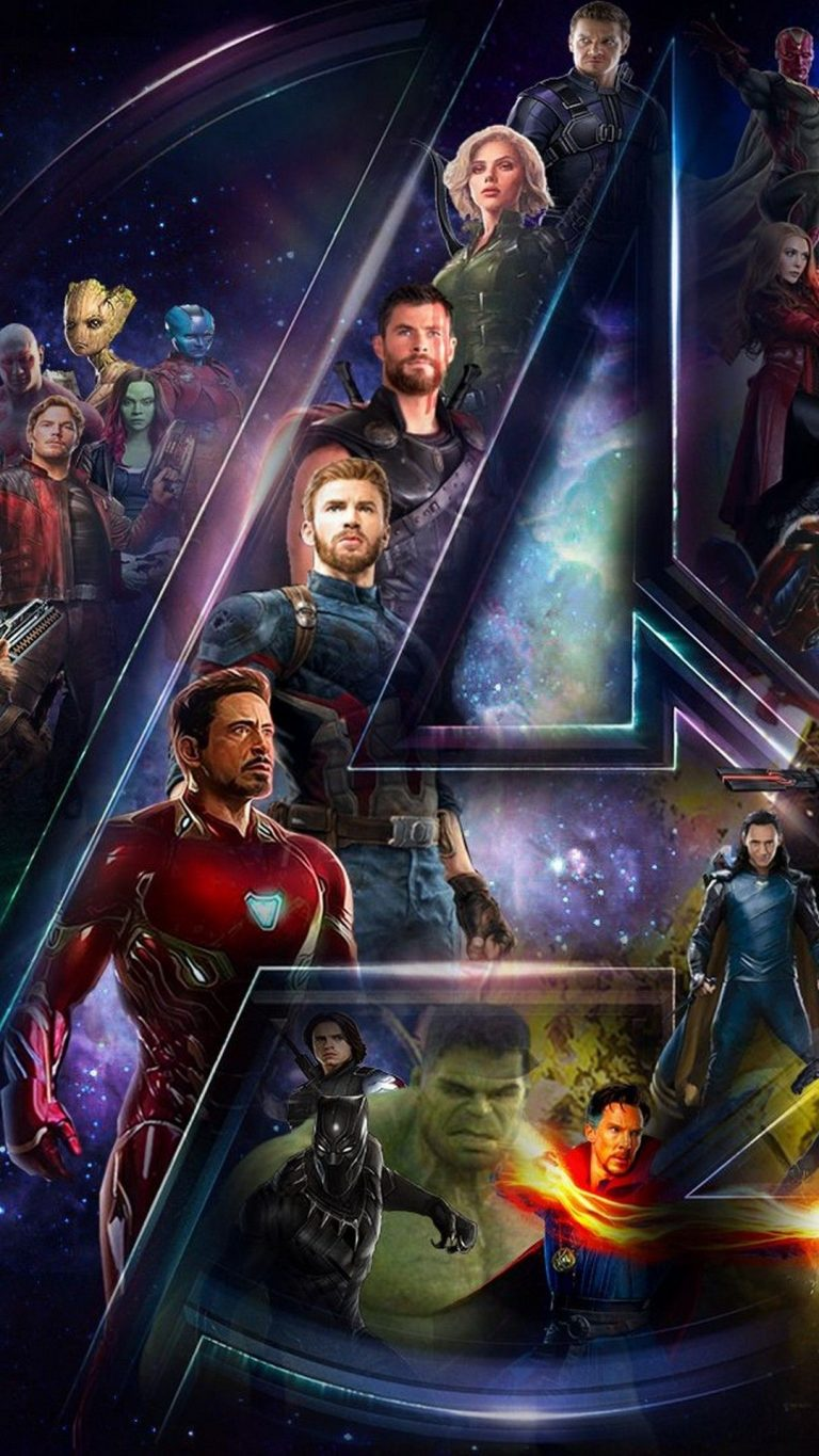 avengers infinity war wallpaper 43