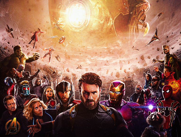 avengers infinity war wallpaper 157