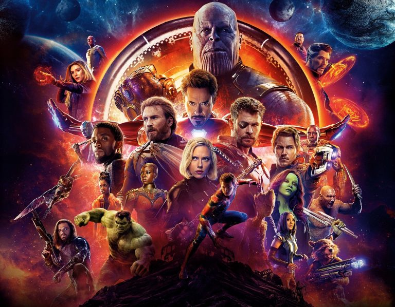 avengers infinity war wallpaper 159