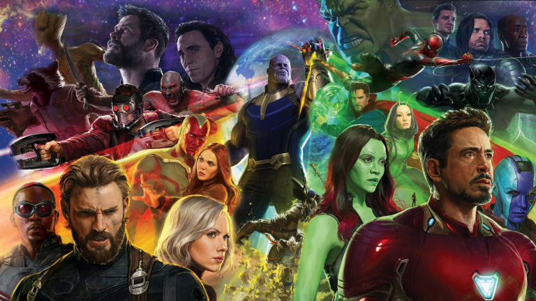 avengers infinity war wallpaper 167