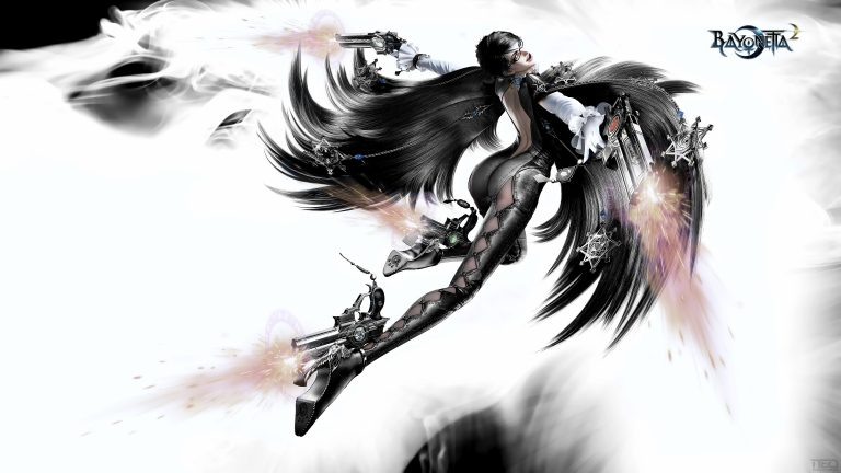 bayonetta wallpaper 92