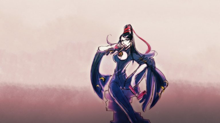 bayonetta wallpaper 96