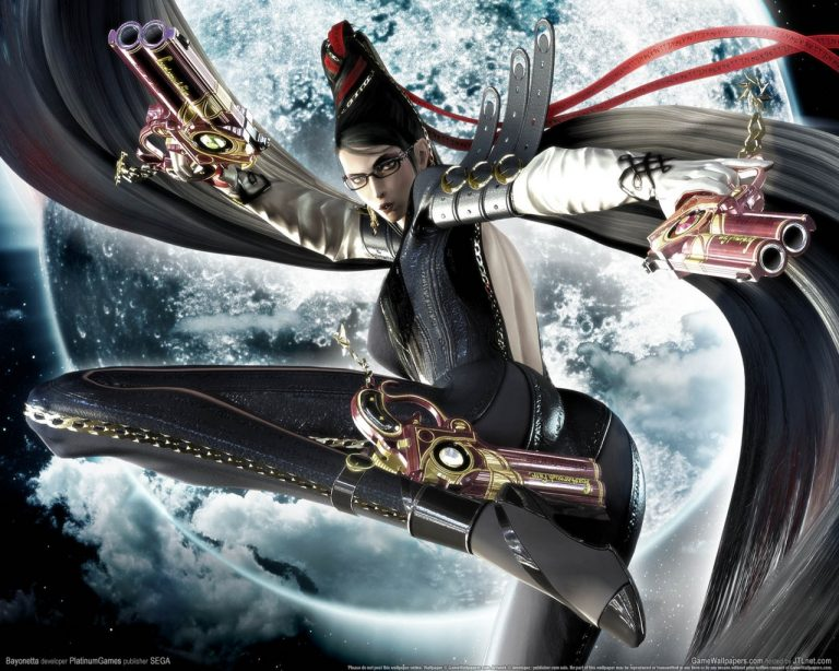 bayonetta wallpaper 102