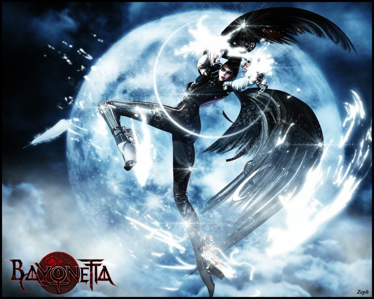 bayonetta wallpaper 109