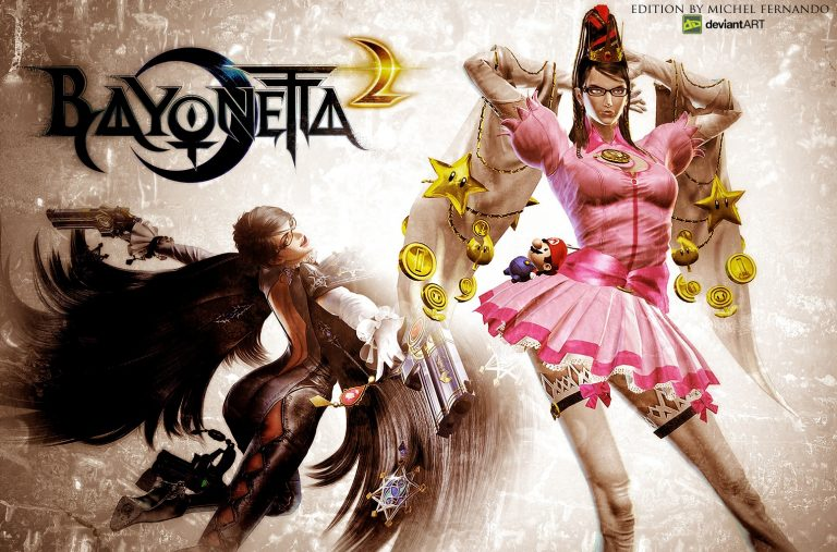 bayonetta wallpaper 113