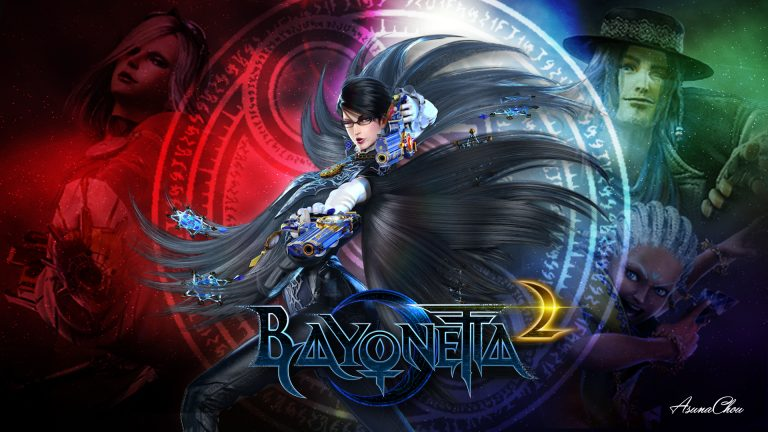 bayonetta wallpaper 117