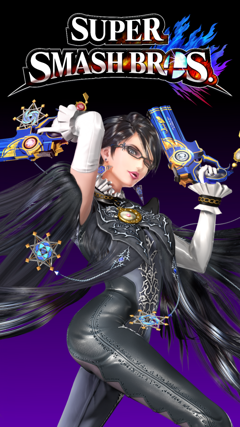 bayonetta wallpaper 119