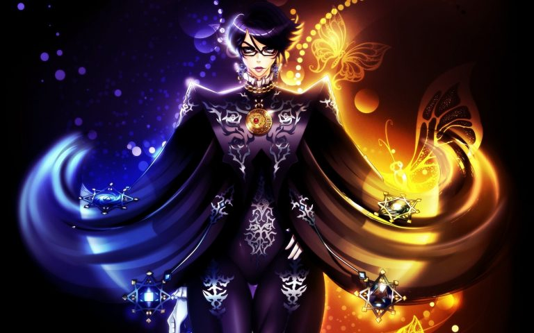 bayonetta wallpaper 131