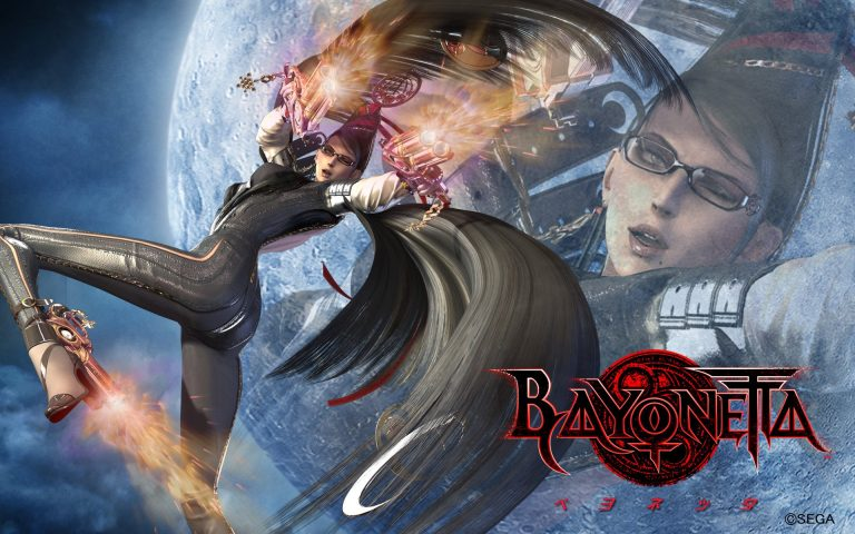 bayonetta wallpaper 136