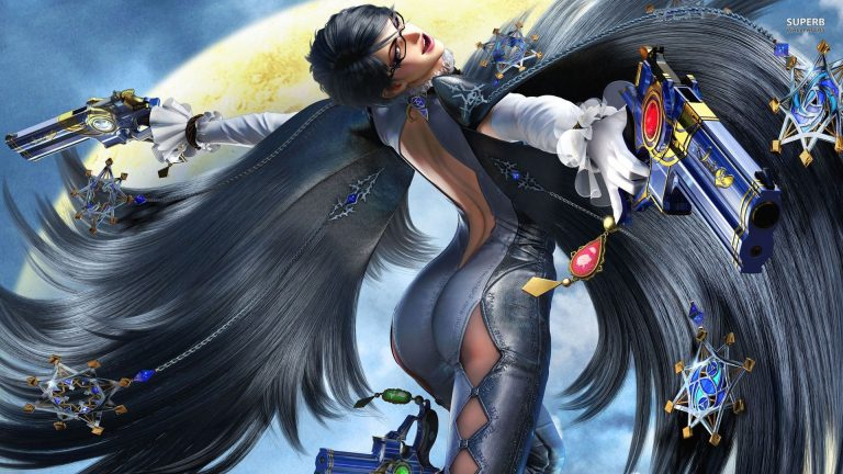 bayonetta wallpaper 137