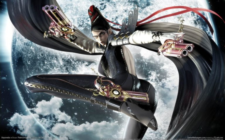 bayonetta wallpaper 147