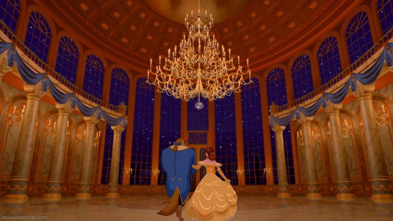 beauty and the beast wallpaper 66