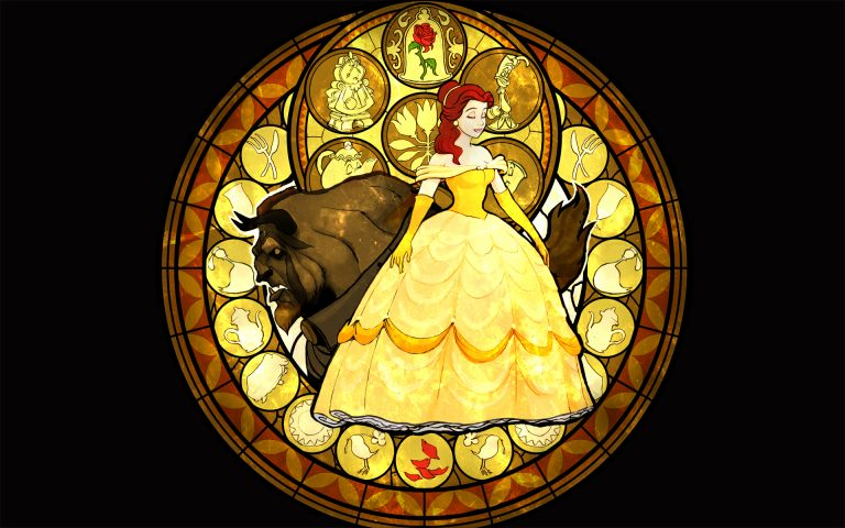 beauty and the beast wallpaper 76