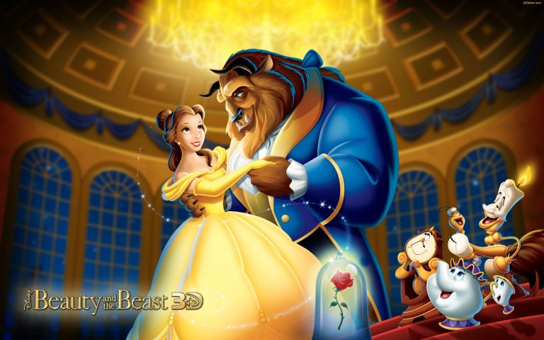 beauty and the beast wallpaper 79