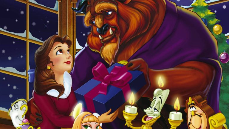 beauty and the beast wallpaper 97