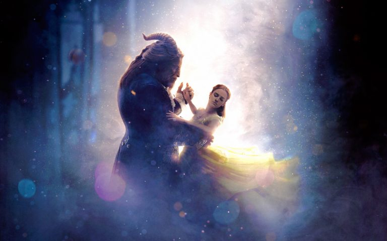 beauty and the beast wallpaper 98