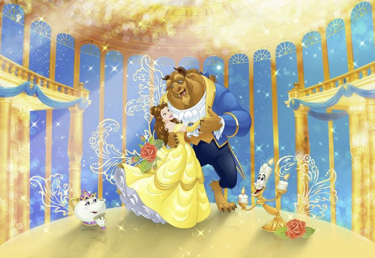 beauty and the beast wallpaper 121