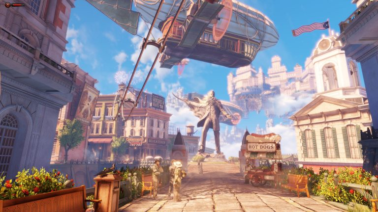 bioshock infinite wallpaper 131