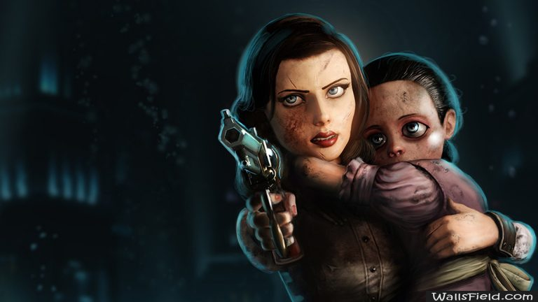 bioshock infinite wallpaper 155