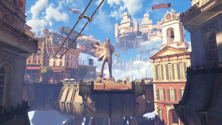 bioshock infinite wallpaper 169