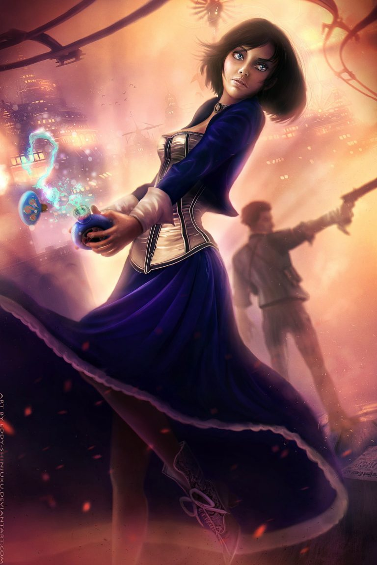 bioshock infinite wallpaper 177