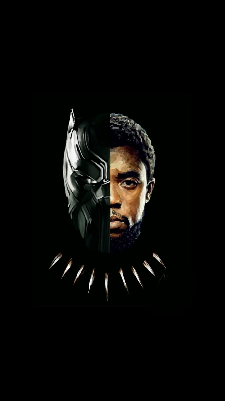 Black Panther Wallpaper 69 1400x1600 Pixel Wallpaperpass