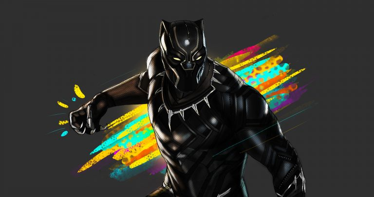 black panther wallpaper 64