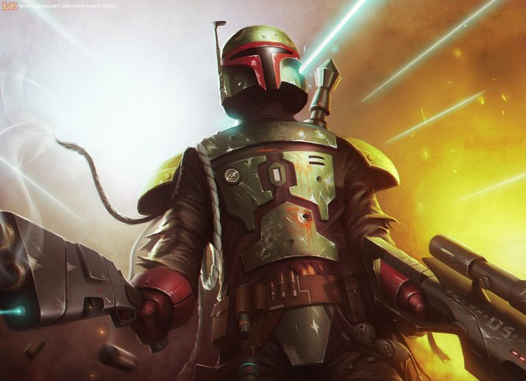 boba fett wallpaper 103