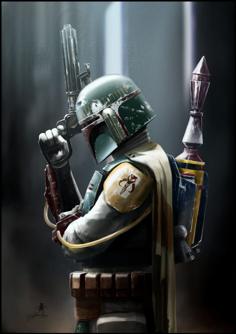 boba fett wallpaper 140