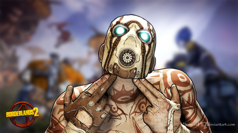 borderlands 2 wallpaper 149