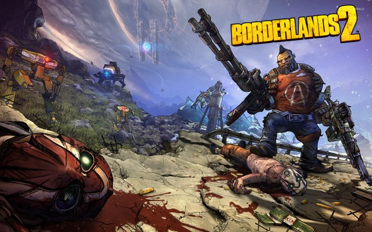 borderlands 2 wallpaper 175