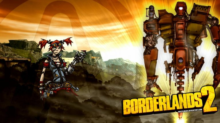 borderlands 2 wallpaper 186