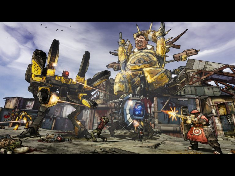 borderlands 2 wallpaper 190