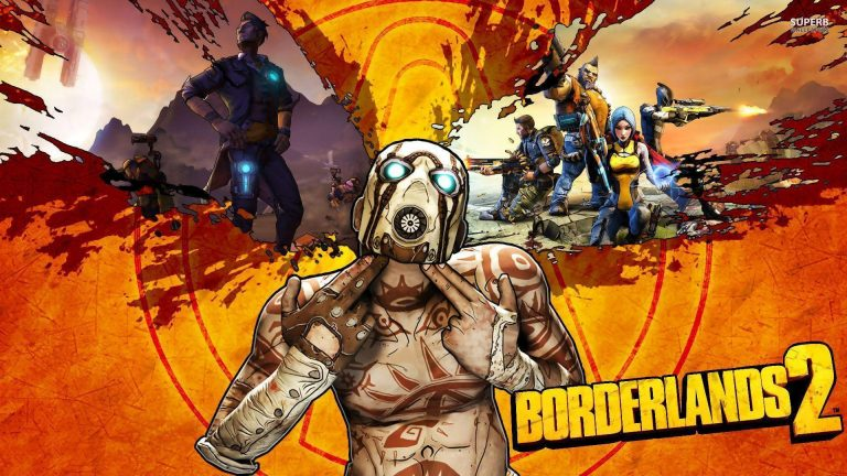 borderlands wallpaper 178