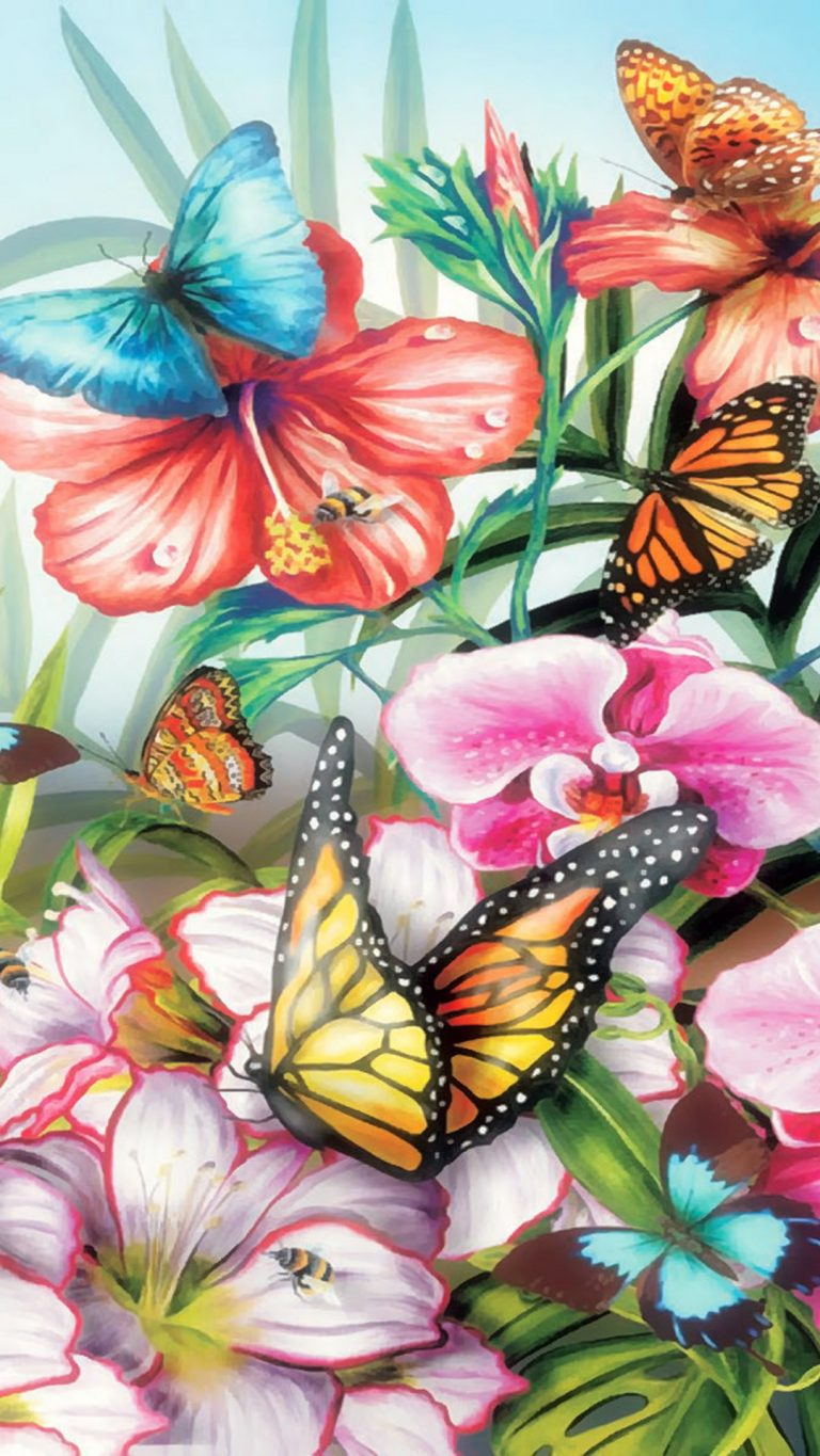 butterfly wallpaper 147