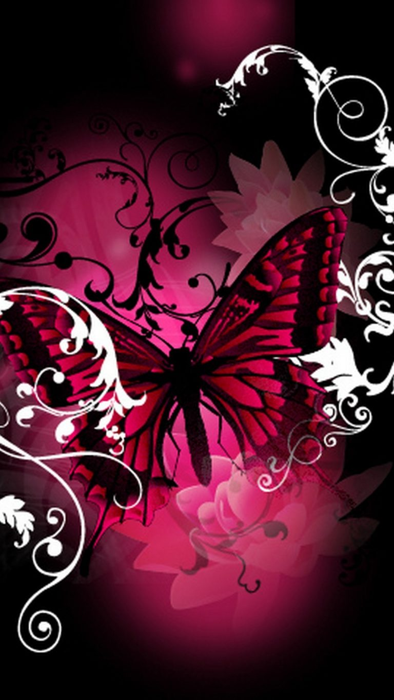 butterfly wallpaper 168