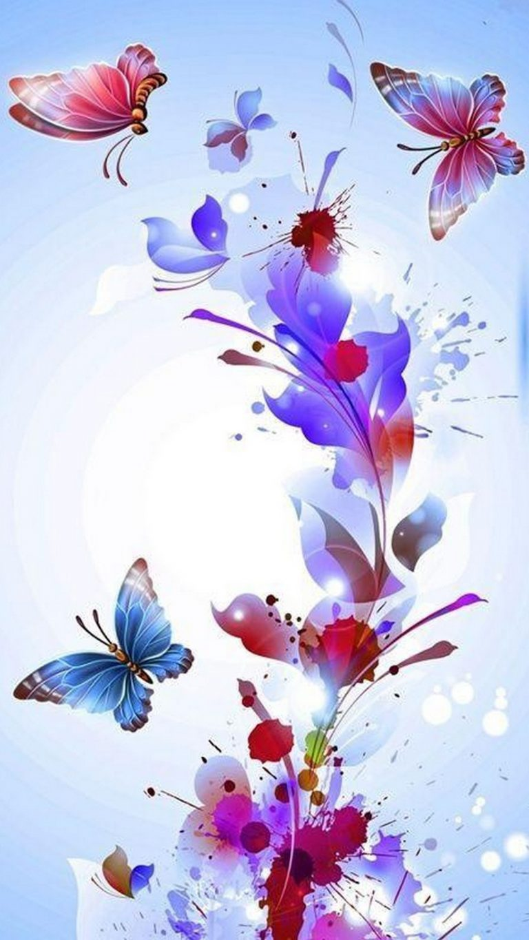 butterfly wallpaper 171
