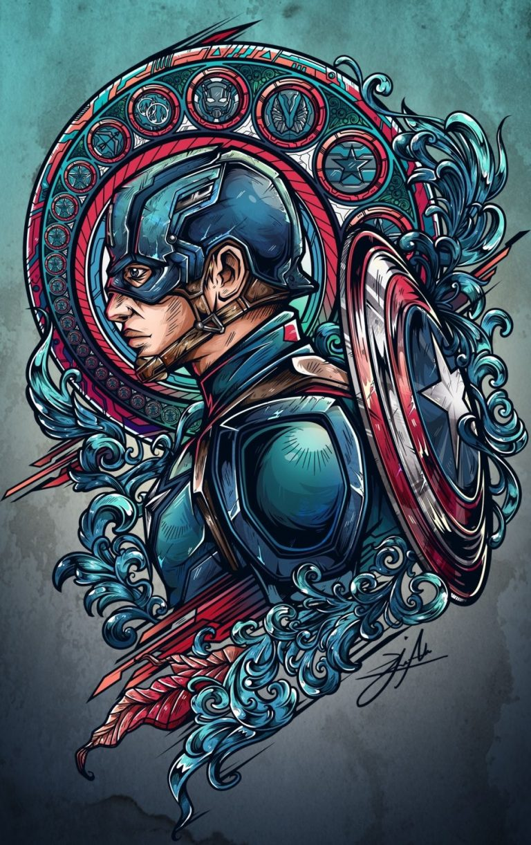 captain america wallpaper 140