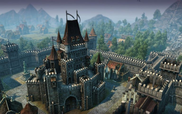 castle wallpaper 193