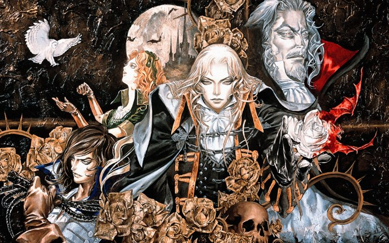 castlevania wallpaper 139