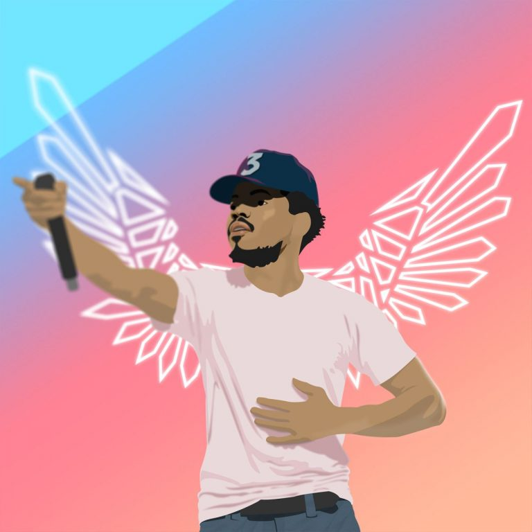 chance the rapper wallpaper 105