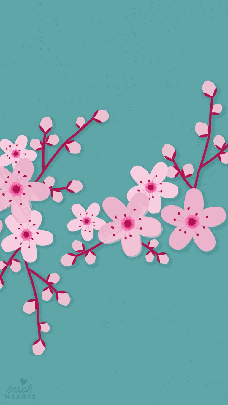 cherry blossom wallpaper 2