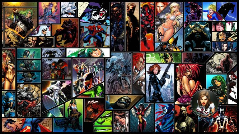 comic book wallpaper 129