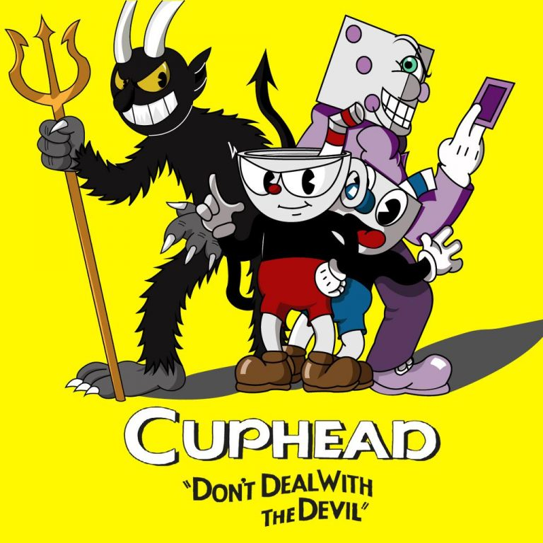 cuphead wallpaper 105