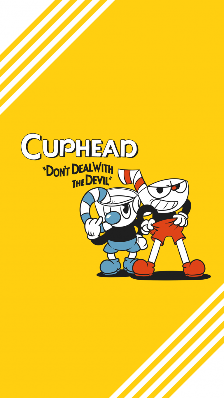 cuphead wallpaper 117