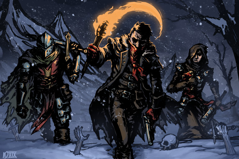 darkest dungeon wallpaper 139