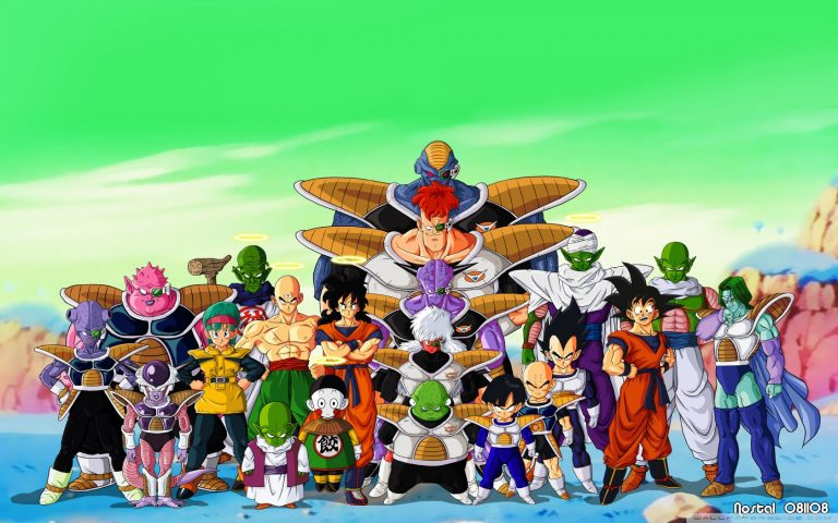 dbz wallpaper 154