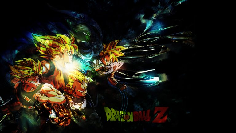 dbz wallpaper 155